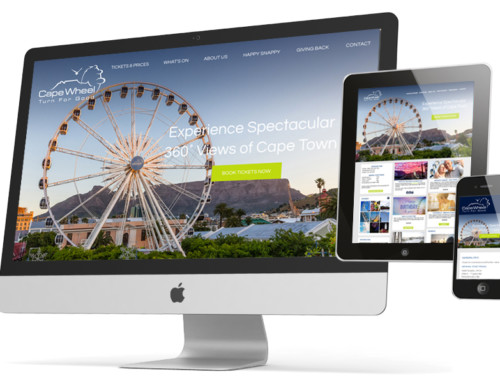 Cape Wheel Website